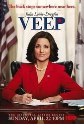 副总统 第一季 Veep Season 1_海报