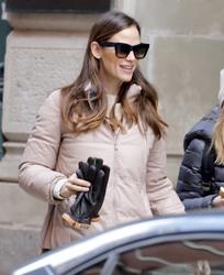 Jennifer Garner - Out in NYC 3/14/18
