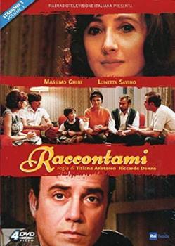 Raccontami - Stagione 2 (2008) 8xDVD9 Copia 1:1 ITA