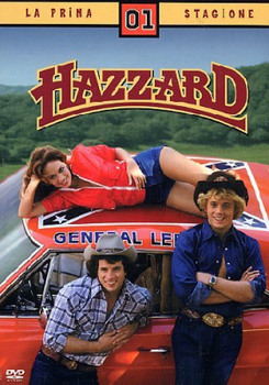 Hazzard - Stagione 1 (1979) 4xDVD9+1xDVD5 COPIA 1:1 ITA-ENG-FRE-GER