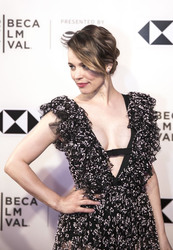 "Rachel McAdams - ""Disobedience"" Premiere - Tribeca Film Festival Arrivals - 4/24/2018 + ADDS"
