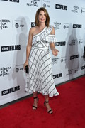 Cobie Smulders - 'Love, Gilda' Premiere at Tribeca Film Festival in NY 4/18/18