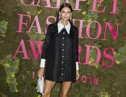 Bianca Balti - Green Carpet Fashion Awards in Milan 9/23/18