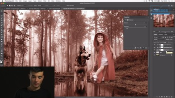 Adobe Photoshop: Быстрый старт (2018) Видеокурс