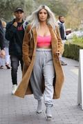 Kim Kardashian - Out in Calabasas 2/14/18