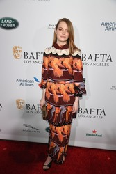 Emma Stone - BAFTA Tea Party in LA 1/5/19