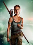 Tomb Raider: Лара Крофт / Tomb Raider (Алисия Викандер, 2018) 2eb955758242303