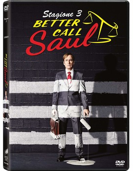 Better Call Saul - Stagione 3 (2017) [Completa] 3xDVD9 COPIA 1:1 ITA ENG GER