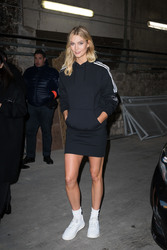 Karlie Kloss - Leaving adidas show in Paris 1/18/19