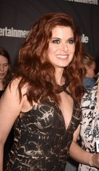 Debra Messing - Entertainment Weekly and People Upfronts Party in NYC 5/14/18