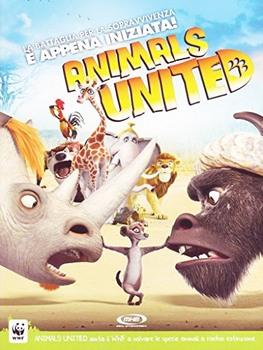 Animals United (2010) DVD9 Copia 1:1 Ita-Eng