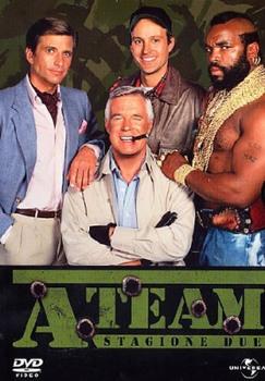 A-Team - Stagione 2 (1983) 6 X DVD9 ITA-ENG-SPA