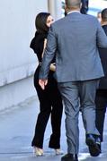 Jenna Dewan - Arriving at Jimmy Kimmel Live in Hollywood 5/22/18