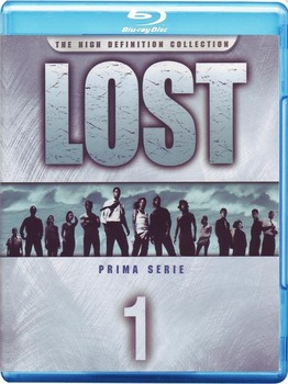 Lost - Stagione 1 (20042005) [7-Blu-Ray] Full Blu-Ray 285Gb AVC ITA DTS 5.1 ENG DTS-HD MA 5.1 MULTI
