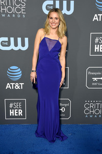Kristen Bell - 24th Annual Critics' Choice Awards in Santa Monica 1/13/19