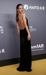 Alessandra Ambrosio - amFAR Hong Kong Gala 2018 3/26/18