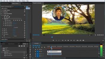 Профессиональный видеомонтаж в Adobe Premiere Pro CC (2017) Видеокурс