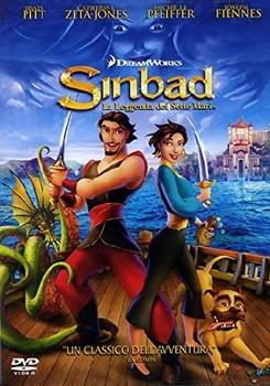 Sinbad La Leggenda dei 7 Mari (2003) DVD9 Copia 1:1 ITA-ENG