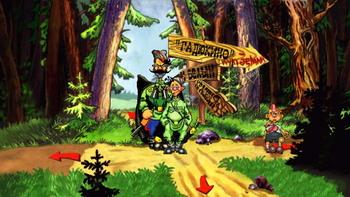 Петька и Василий Иванович. Коллекция 10 игр (1998-2016) RUS/Repack