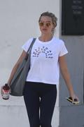 Margot Robbie - Leaving the gym in LA 6/27/18