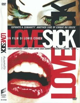 Cirque Du Soleil - Lovesick (2005) DVD9 COPIA 1:1 ENG SUB ITA