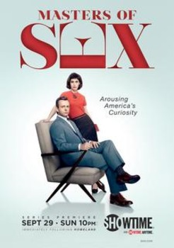 Masters Of Sex - stagione 1 (2013) 4xDVD9 Copia 1:1 ITA ENG SPA