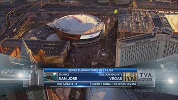 NHL 2019 - R1 G6 - San Jose Sharks @ Vegas Golden Knights - 2019 04 21 - 720p 60fps - French - TVA Sports 6985b71202556104