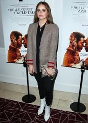 Debby Ryan - 'If Beale Street Could Talk' screening in West Hollywood 1/8/19