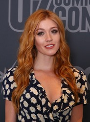 Katherine McNamara - Oz Comic Con Photocall in Melbourne 6/8/18