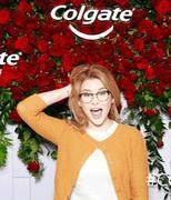 Renee Olstead - Colgate Beauty Lab 3/3/2018