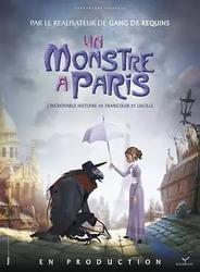 怪兽在巴黎 Un monstre à Paris