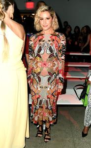 Ashley Tisdale - Naeem Khan Fashion Show in NYC 9/11/18