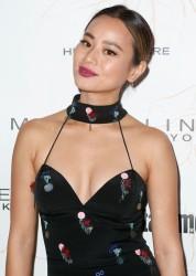 Jamie Chung - Entertainment Weekly Celebrates Screen Actors Guild Award Nominees in LA 1/20/18