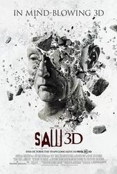 电锯惊魂7 Saw 3D: The Final Chapter_海报