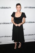 Kate Mara - Animal Equality's Inspiring Global Action LA Gala 10/27/18