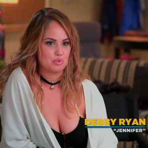 Debby Ryan - Behind The Scenes of Life of the Party