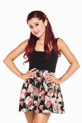 Ariana Grande - Aaron Warkov Shoot (Victorious) - March 2012 *NEW OLD PICS*