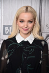 Dove Cameron - inside the AOL Build Studios in NYC 3/21/18