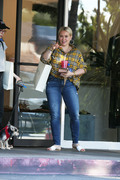 Hilary Duff - Shopping in Beverly Hills 12/20/18