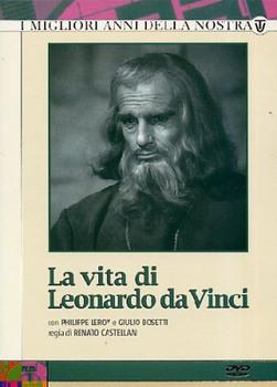 La vita di Leonardo da Vinci (1971) 1xDVD5+2xDVD9 Copia 1:1 ITA
