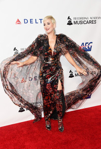 Katy Perry - MusiCares 2019 Person Of The Year Honoring Dolly Parton in LA 2/8/19