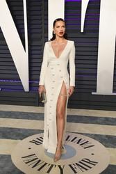 Adriana Lima - 2019 Vanity Fair Oscar Party in Beverly Hills, 2/24/19