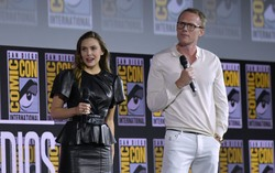 Elizabeth Olsen - Marvel presentation at Comic Con 2019 in San Diego 07/20/2019