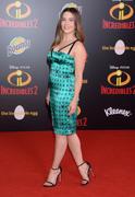 "Sophia Bush -  ""Incredibles 2"" World Premiere in Hollywood 6/5/18"