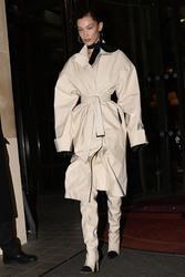 Bella Hadid - Louis Vuitton Party in Paris 3/1/19