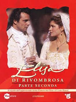 Elisa di Rivombrosa (2005) [ Seconda stagione completa ] 9 DVD9 COPIA 1:1 ITA