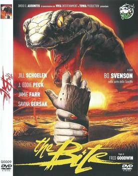 The bite (1989) DVD9 COPIA 1:1 ITA ENG FRA