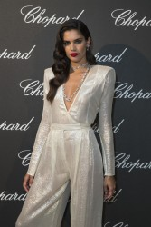Sara Sampaio -             	Chopard's Dinner for Couture at Crystal Room Baccarat Paris January 21st 2018.