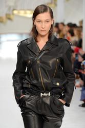 Bella Hadid - TODS Fashion Show in Milan 2/23/18