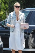 Kate Upton - Out for lunch in West Hollywood 7/25/18
